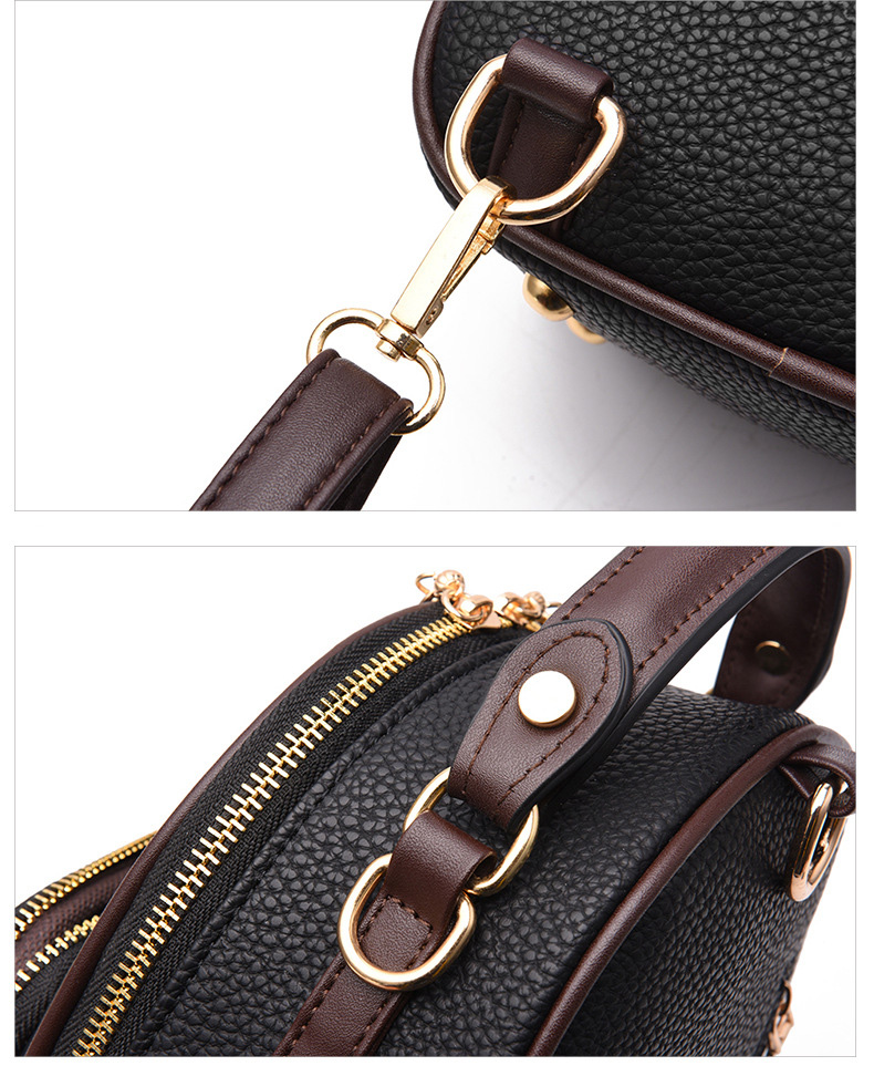 HTB14VAOtv1TBuNjy0Fjq6yjyXXa2 Brand New Leather Small Women Backpacks Zipper Shoulder Bag Female Phone Bags Lady Portable Backpack for Girls Casual Style