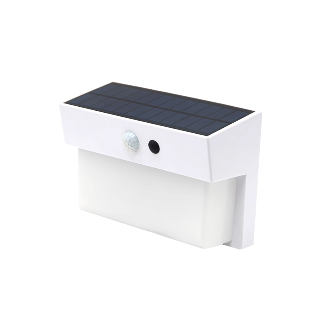 ABS Solar Lamp Home Led Waterproof Garden Yard Multifunction Night Decoration Outdoor Lawn Body Induction Wall LightABS Solar Lamp Home Led Waterproof Garden Yard Multifunction Night Decoration Outdoor Lawn Body Induction Wall Light