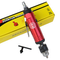 Borntun 1 5mm 10mm Pneumatic Drill High Speed Straight Type Drill Industrial Grade Air Power Tool