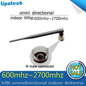 Image 4 - Lintratek 2600 Mhz 4G (FDD Band 7) komórki powielacz sygnału do telefonu 65dB LTE 4G komórkowy mobilny wzmacniacz sygnału wzmacniacz antena 4G