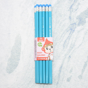 Image 5 - 100 pcs HB סטנדרטי משולש עיפרון מקצועי ציור באיכות עץ עיפרון בית ספר תלמיד מתנה