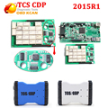 2016 Top Selling TCS CDP 2015.01 R1 without Bluetooth TCS CDP PRO Plus OBD2 Auto diagnostic tool new vci cdp with High Quality