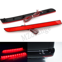 led tail light reflector bumper warning For Volkswagen VW Transporter T5 2012 2013 2014 2015 2016 Transporter Caravelle Multivan