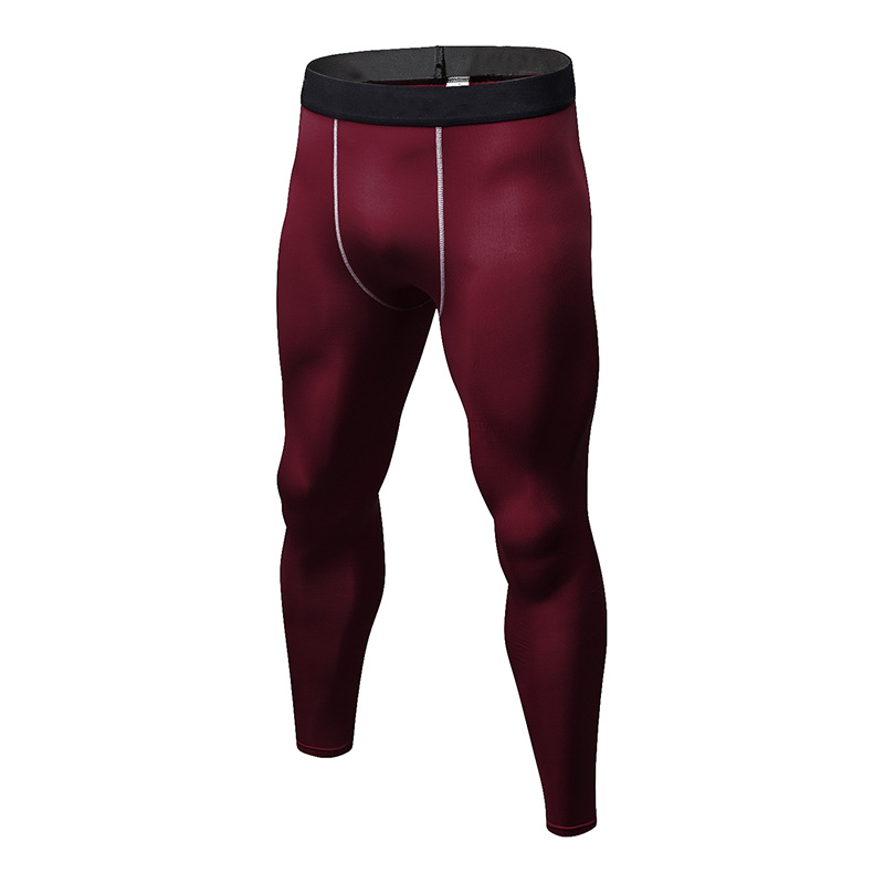 Yuerlian GYM Leggings New Sports Tights Compression Pants Jogger Pantalones Hombre SportTrousers Sportswear Running Pants Men in Running Pants from Sports Entertainment