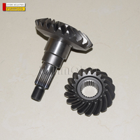 Drive bevel gear suit for CFMOTO CF500 /A/2A/CFX5 CF188 Engine, the parts no. is 0180 062106 and 0180 062206