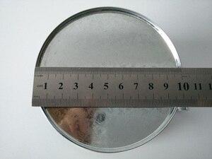 Image 5 - 10 Teile/los D15 * H17cm Hängen Körbe garten eimer Eisen töpfe blumen metall Pflanzer Balkon Decor Klar Farbe