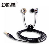 DUNU DN-12 DN12 T*rident Metal Full Range Noise-Isolation In-Ear Earphones