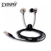 DUNU DN 12 DN12 T Rident Metal Full Range Noise Isolation In Ear Earphones