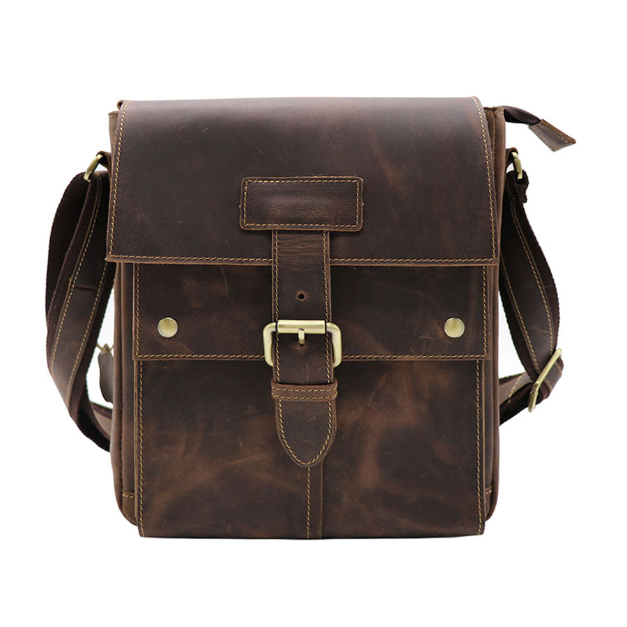 Brand Genuine Leather Handmade Casual 10' Cross Body Shoulder Bag Men's Messenger Bags Male Cowhide Business Pack For Ipad brand genuine leather casual chest pack sling bag men s cross body shoulder bags male cowhide messenger bag for ipad mini wallet
