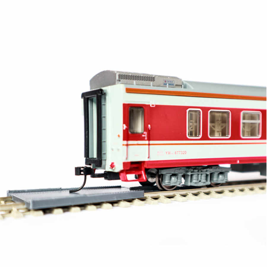 2pcs/lot Train rails model tools  for architecture ho train layout model building kits toy or train hobby maker