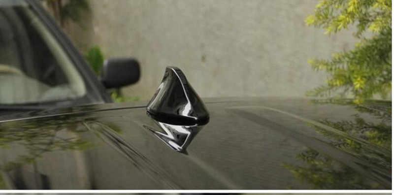 New Car stickers car styling Shark Fin Antenna For infiniti q50 qx70 g35 fx g37 fx37 q70 fx35 m35 qx56 ex25 G25 Q50L accessories