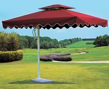 Outdoor umbrella Rome umbrellas large patio beach booth