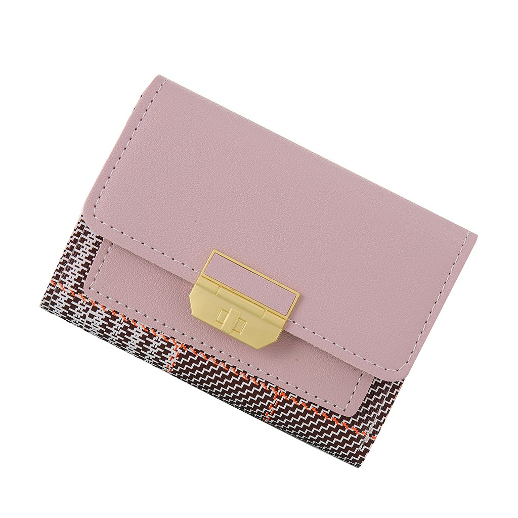 Wallet Handbags Totes-Bags Purse Cards-Holder Ladies -25 Fahsion Simple New