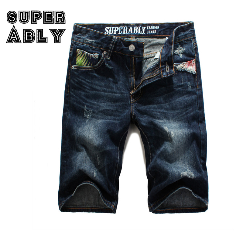 Online Get Cheap Blue Jean Shorts Men -Aliexpress.com | Alibaba Group