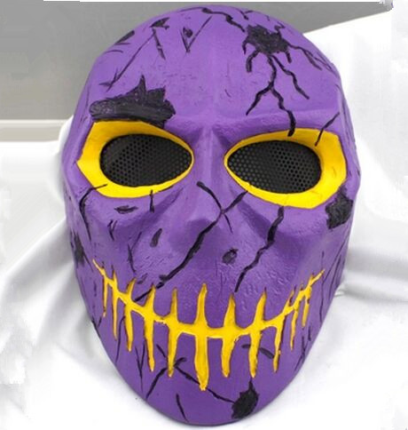 Treasure Hunter Mask Scary Halloween Mask Funny Mask Male