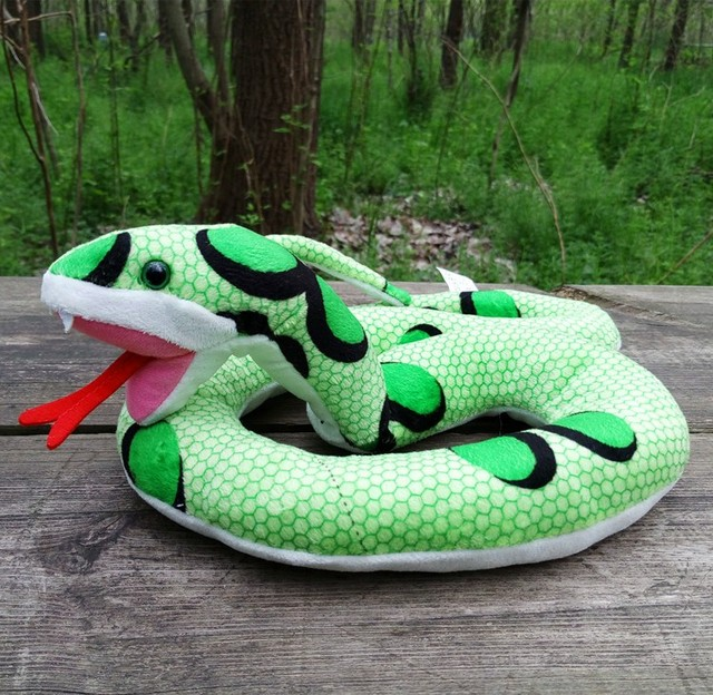 Image result for a stuffed animal snake