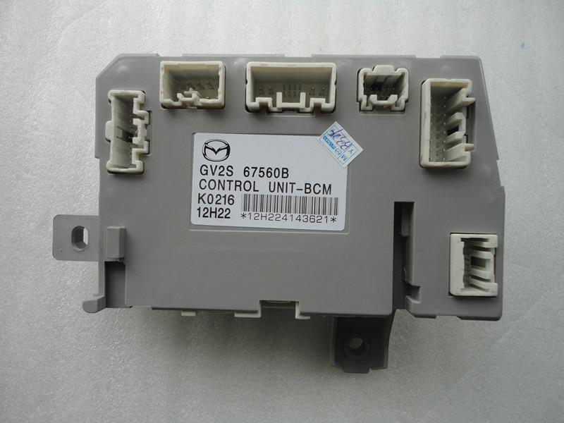 Original Brand New Mazda 6 Pentium B70 Bcm Body Control Module Rhaliexpress: Mazda 6 Bcm Location At Gmaili.net