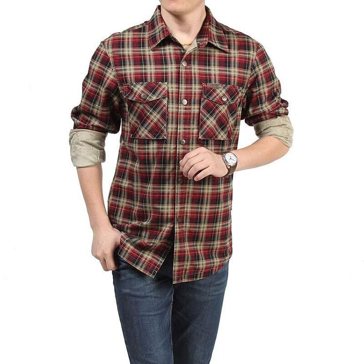 winter plaid shirts