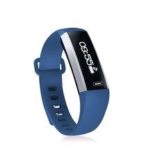 Smart Браслет Интеллектуальный ремешок ручной петли шаг шагомер дистанции счетчик калорий, Sleep Monitor, дисплей часов, индикатора вызова