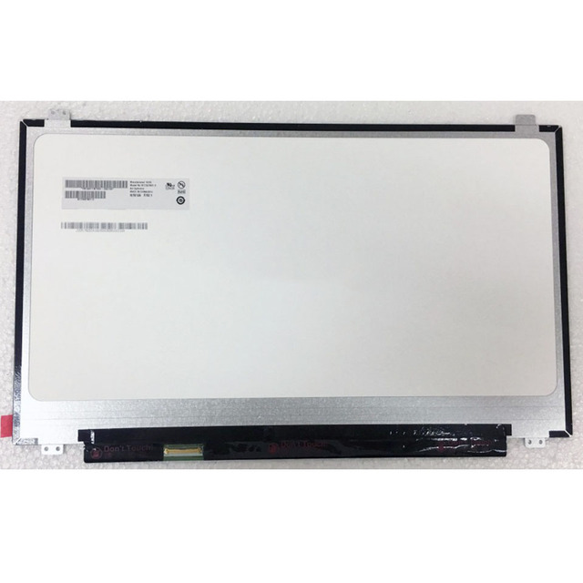Tested Grade A+++ B173QTN01.0 B173QTN01 3K 120HZ LCD Screen 2560x1440 Wideview Display Laptop LED Screen EDP 40 PIN Non-Touch