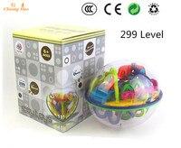 3D Magic Maze Ball 299 Closed Level Intellect Ball Children S Educational Toys Orbit Game Intelligence