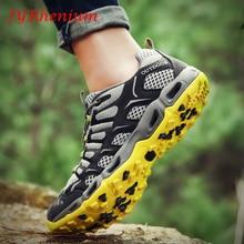 JYRhenium Outdoor Sport Shoes men Sneakers men shoes Running Shoes for men Brand Anti-skid Off-road Jogging Walking Trainers