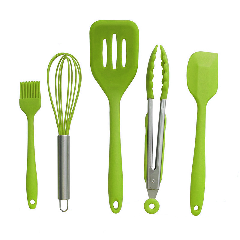 10Pcs-set-Cooking-Tool-Sets-Silicone-Heat-Resistant-Kitchen-Cooking-Utensils-spatula-Non-Stick-Baking-Tool(4)