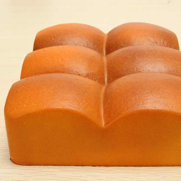 Jimitu eric squishying liberação de estresse super lento que aumenta o pão do músculo abdominal com pacote original