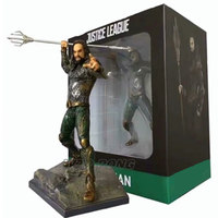 Newest Justice League Aquaman Figure Model Toy PVC Aquaman battle ver action figure juguetes for Children Birthday Gift