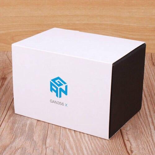 Original nouveau GAN356 X magnétique magique vitesse Cube professionnel 3x3 IPG V5 Magico Cubo échange aimants Puzzle noir sans bâton - 6