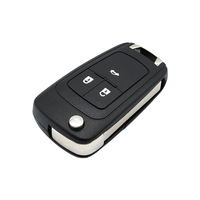remote key WhatsKey 2 3 Buttons Remote Key Case Shell For Opel Vauxhall Astra H Insignia J Vectra C Corsa D Zafira G (3)