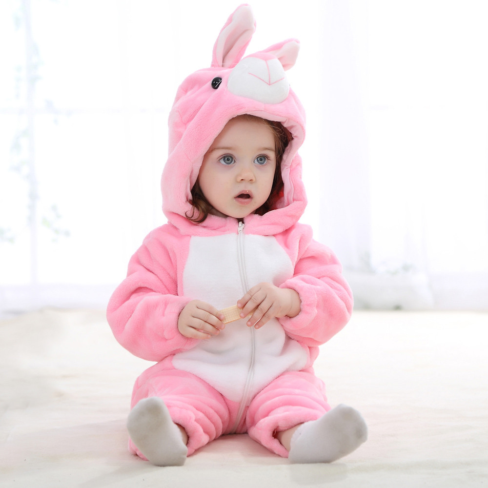 Spring Autumn Baby Clothes Flannel Baby Boy Clothes