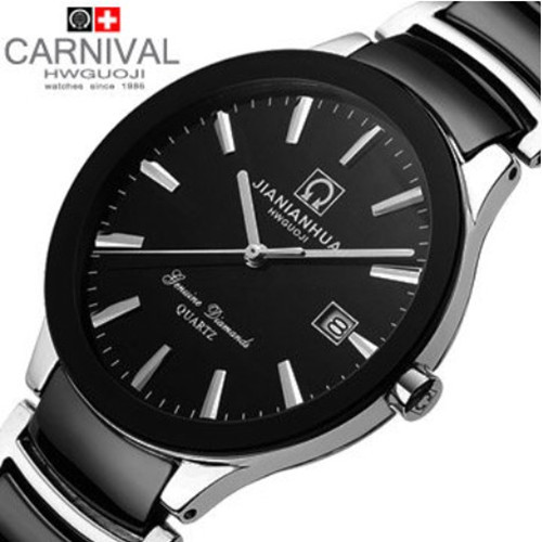 ultra thin mens luxury watches best watchess 2017 carnival ultra thin waterproof military ceramic men s watch