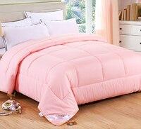 150*200 хлопковая стеганая Одеяло толстое одеяло для зимы Edredon лоскутное Одеяла Цвет Colcha квилтинга хлопковая стеганая Постельные покрывала