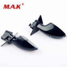 New 00172 1:10 Scale Side Mirror LED Signal Indicator Lights fit 1/10 RC On-Road Racing Car Model Accessories