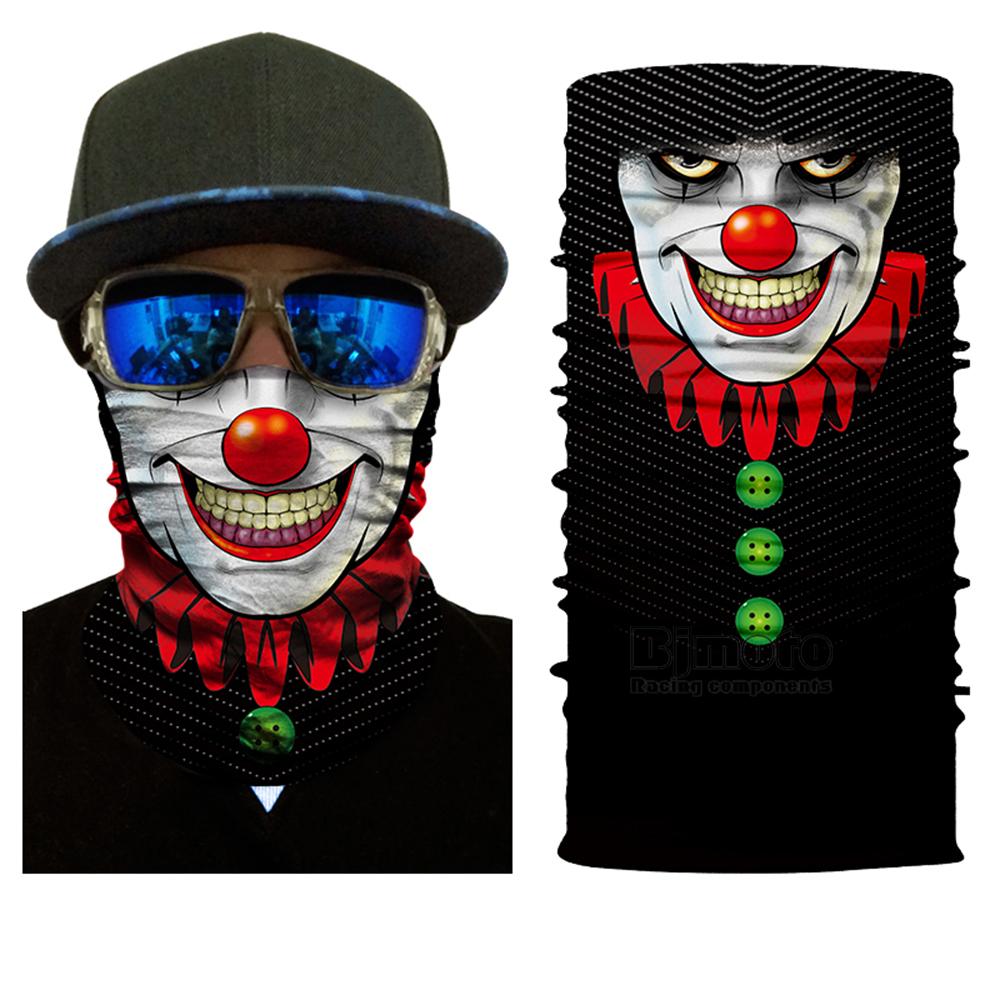 Multifunctional Motorcycle Face Shield Bandana Skull Scarf UPF High Quality Tube Skull Face Mask Shield Seamless Bandanas (4)