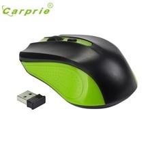 CARPRIE Cordless Mice 2.4GHz Optical Wireless Mouse USB Receiver PC Computer For Laptop Jan23 MotherLander