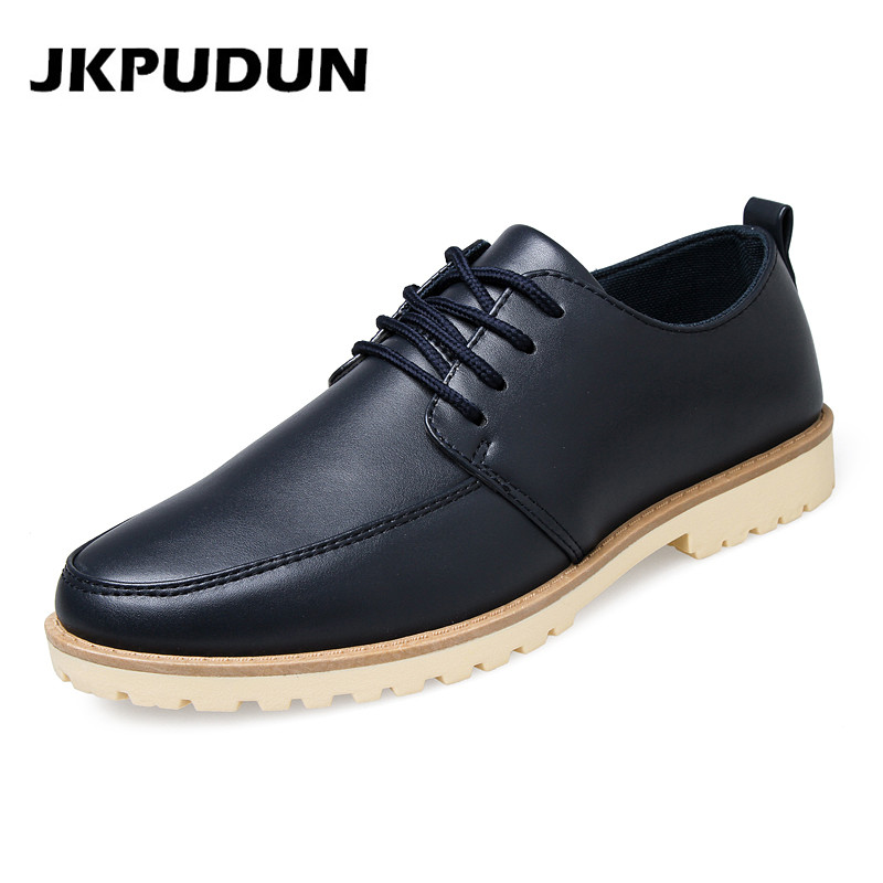 Mens Derby Shoes Office Casual Luxury