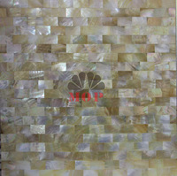 Fashion Sea Shell Mosaic Tiles Mother Of Pearl Seamless Natural Shell Color Wall Mosaics Tile Home