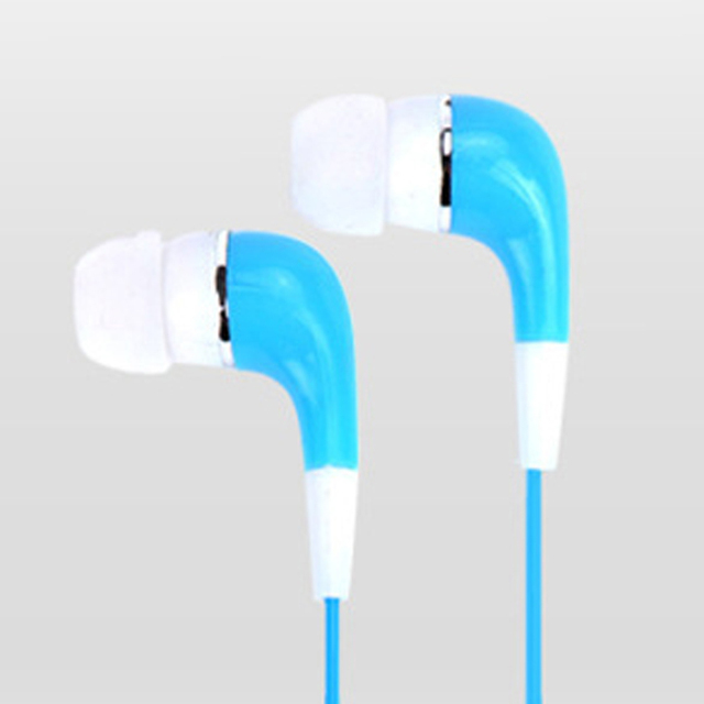 10PCS a lot Stereo headset music bass earphone  In-Ear earbud with microphone for iPhones Mobile Phones MP3 MP4 xiaomi huawei