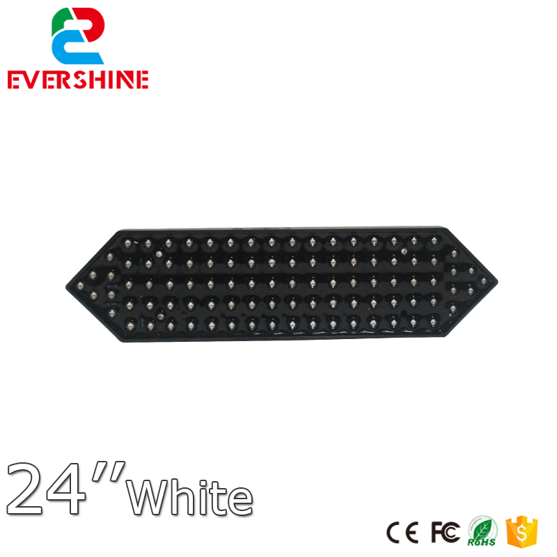 24 White Color 7 Segment of the Modulesled Gas Station Sign/LED Fuel Price Sign 100 pcs ld 3361ag 3 digit 0 36 green 7 segment led display common cathode