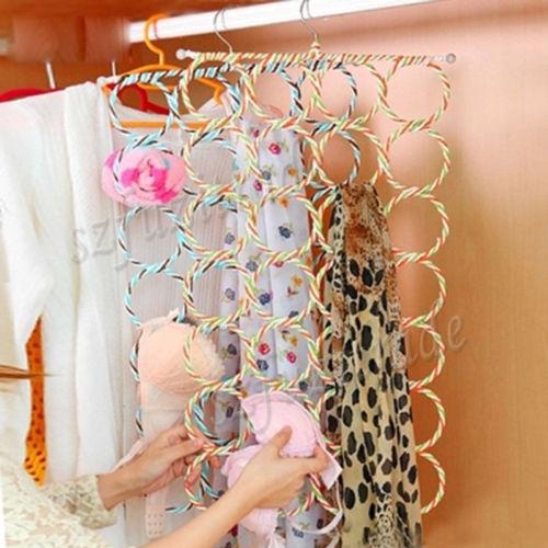 Nouveau Mode Cravates Ceinture Support D'affichage Chaud Écharpe - Organisation et stockage dans la maison - Photo 4
