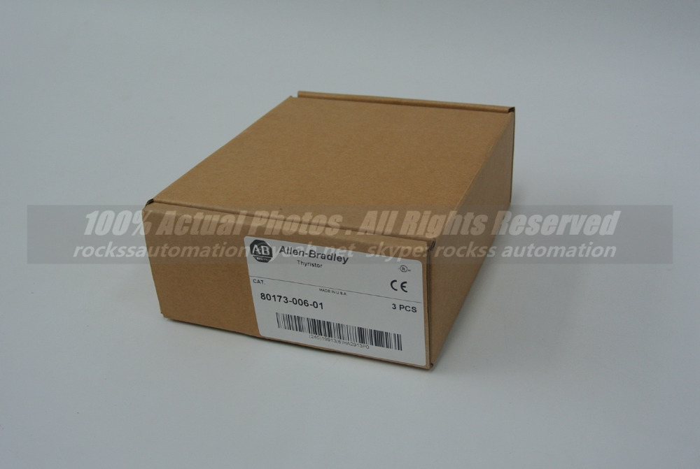 Brand New 80173-006-01 6pcs/lot With Free DHL / EMS