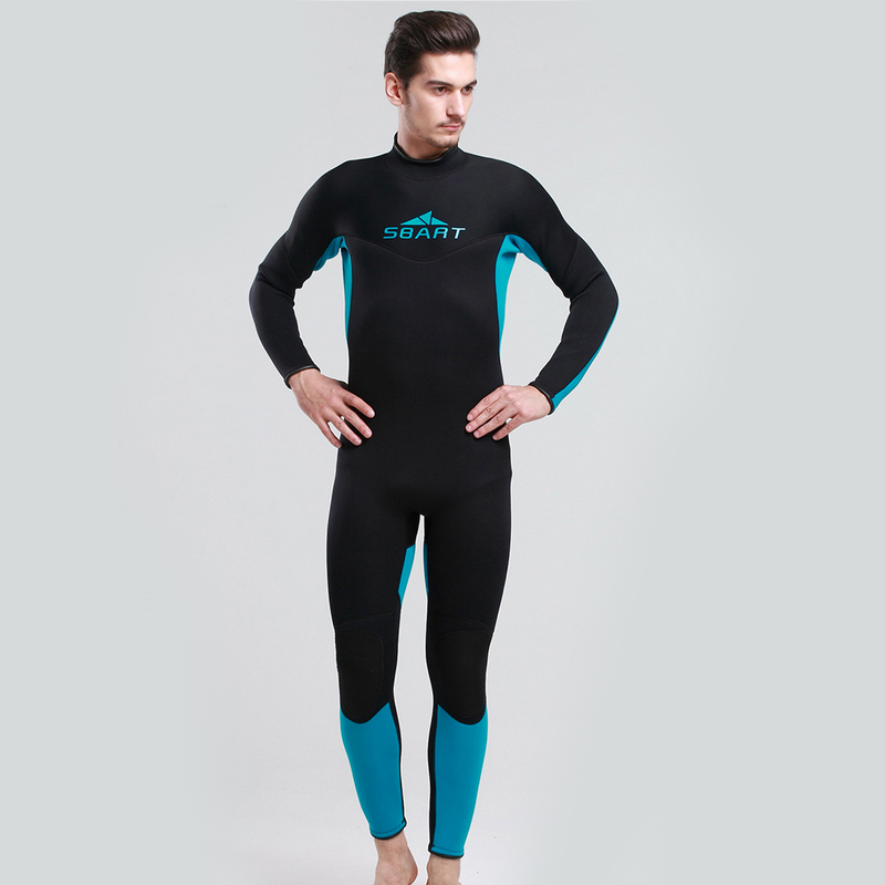 ФОТО H746 Free shipping Super Strech 3MM Neoprene Men's Wetsuit Jacket Long SleeveTop Rashguard Surfing Wet Suit Warm Diving Swimwear