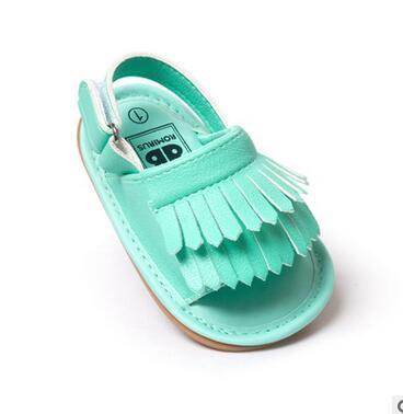 Bébi cipő szandál béren kívüli baby mokaszin kisgyermek lágy gyerekek moccs baba cipő gyerekek szandálok fiúk lány cipő első járókelő