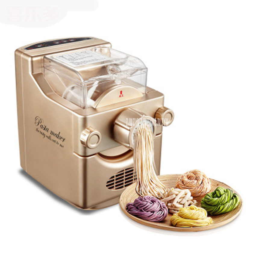 MTJ-168C Pasta machine household electric fully-automatic pressing machine small dough mixer smart noodle machine 500g capacity набор для кухни pasta grande 1126804