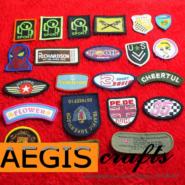 make your own patches onlinein Badges from Home Garden on