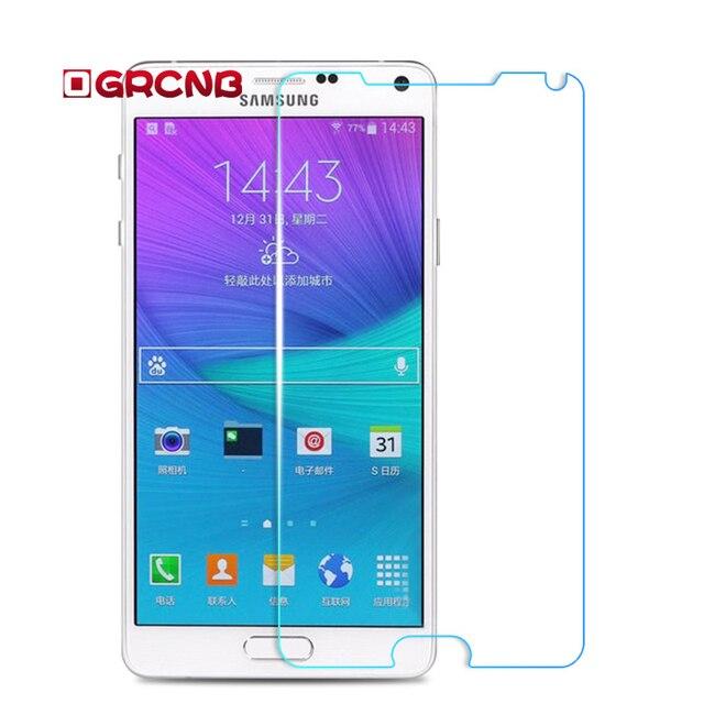 9 H закаленное Стекло для Samsung Galaxy A3 A5 A7 2015 2016 2017 Экран протектор Плёнки для Samsung Galaxy Note 5 4 3 закаленное Стекло