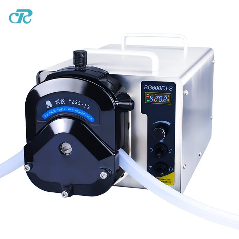 Liquid filling pump Servo Motor Dispensing Peristaltic machine filling pump юбка finn flare finn flare mp002xw14558