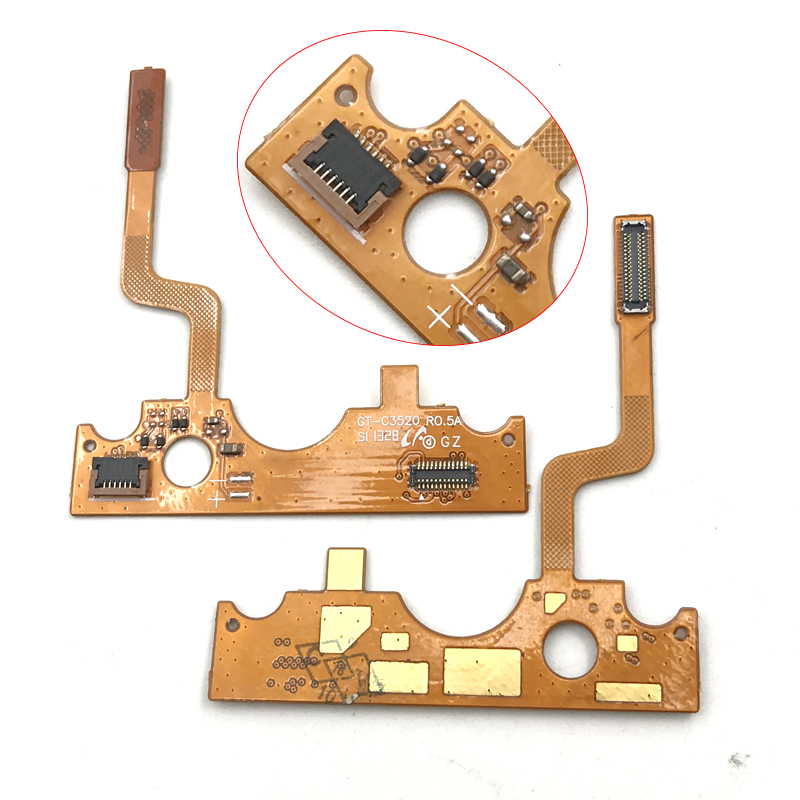 New High Quality For Samsung C3520 GT-C3520 LCD Display Connector Flex Cable Motherboard Parts